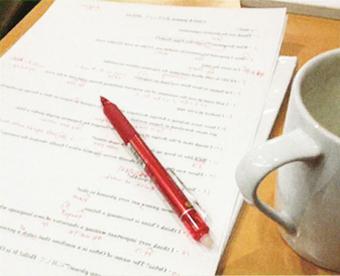 Writing(ライティング)添削