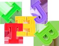 アルファベットのデザイン